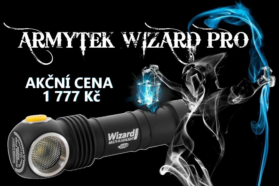 Armytek Wizard Pro