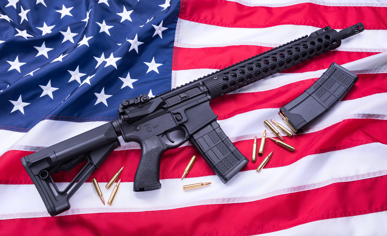 Útočná puška AR-15