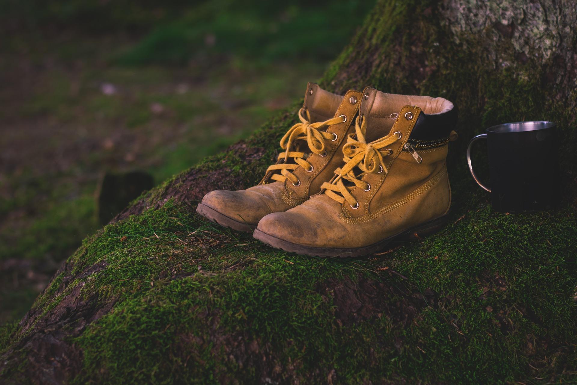 Impregnace obuvi