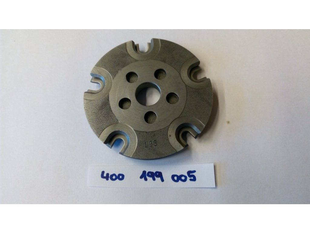 Lee shell plate load master č. 19