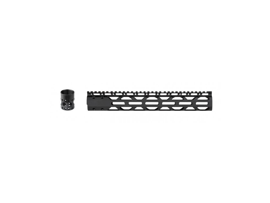 12 slim ar 15 free float forend package df2