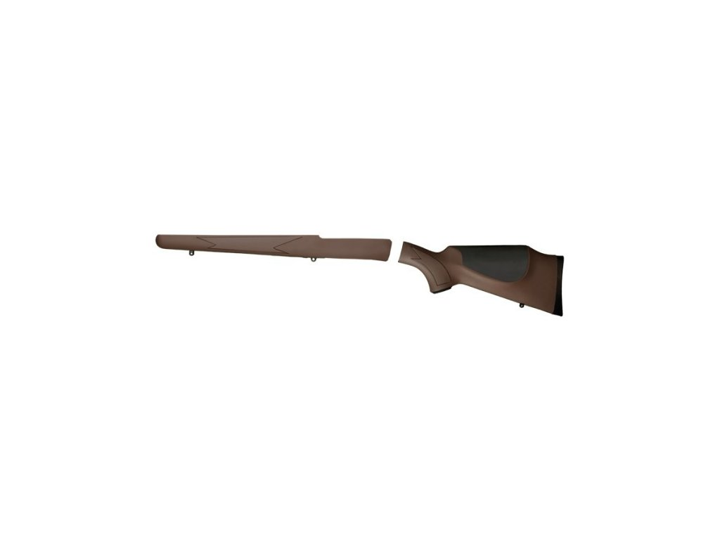monte carlo enfield 1 mk3 stock in woodland brown 291