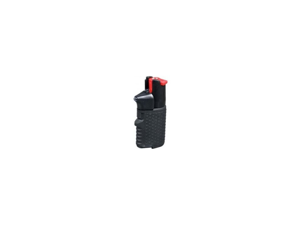 Sprejová svítilna HURRICANE s kovovým klipem 15ml