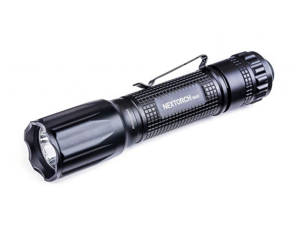 LED svítilna Nextorch TA01