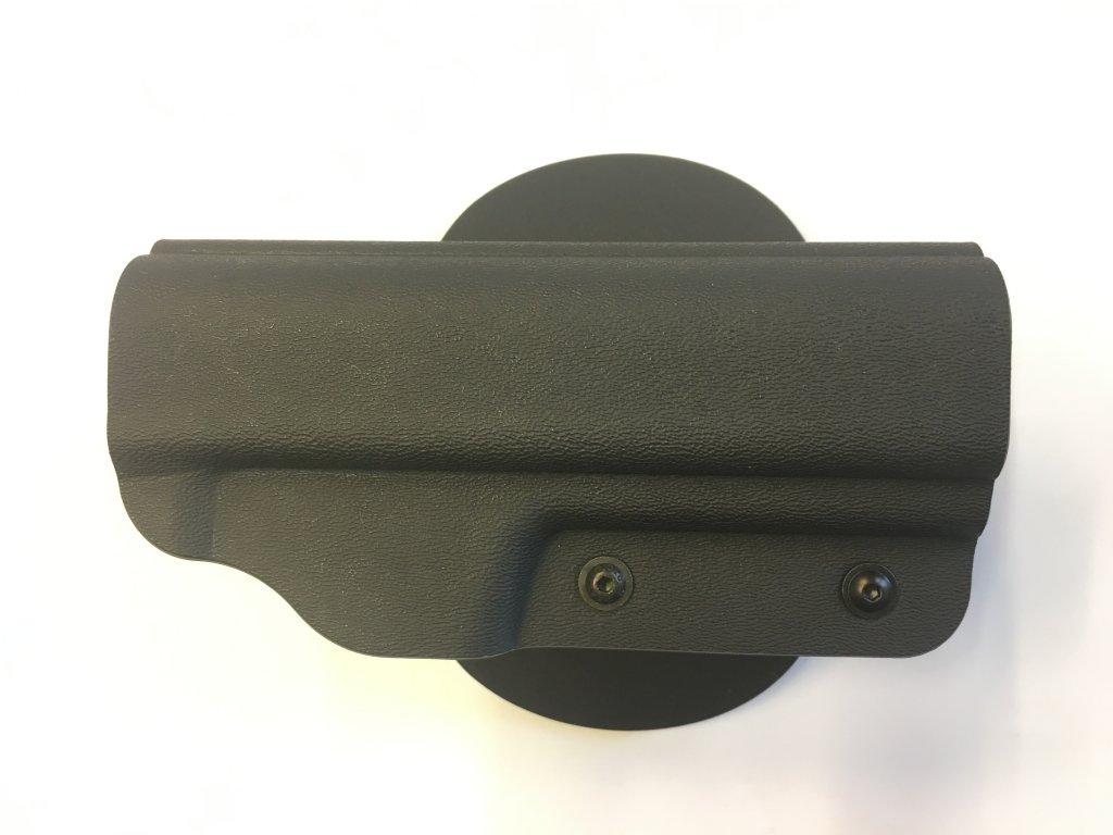 Pouzdro JPX s lopatkou pravé včetně svítilny