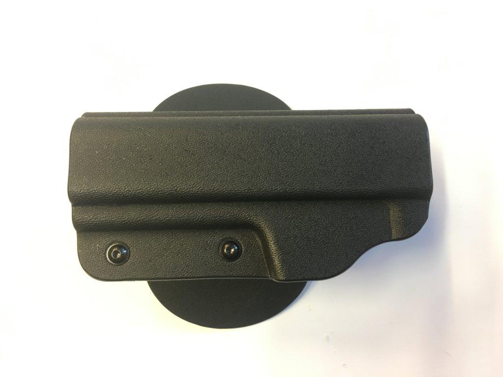 Pouzdro JPX s lopatkou levé včetně svítilny