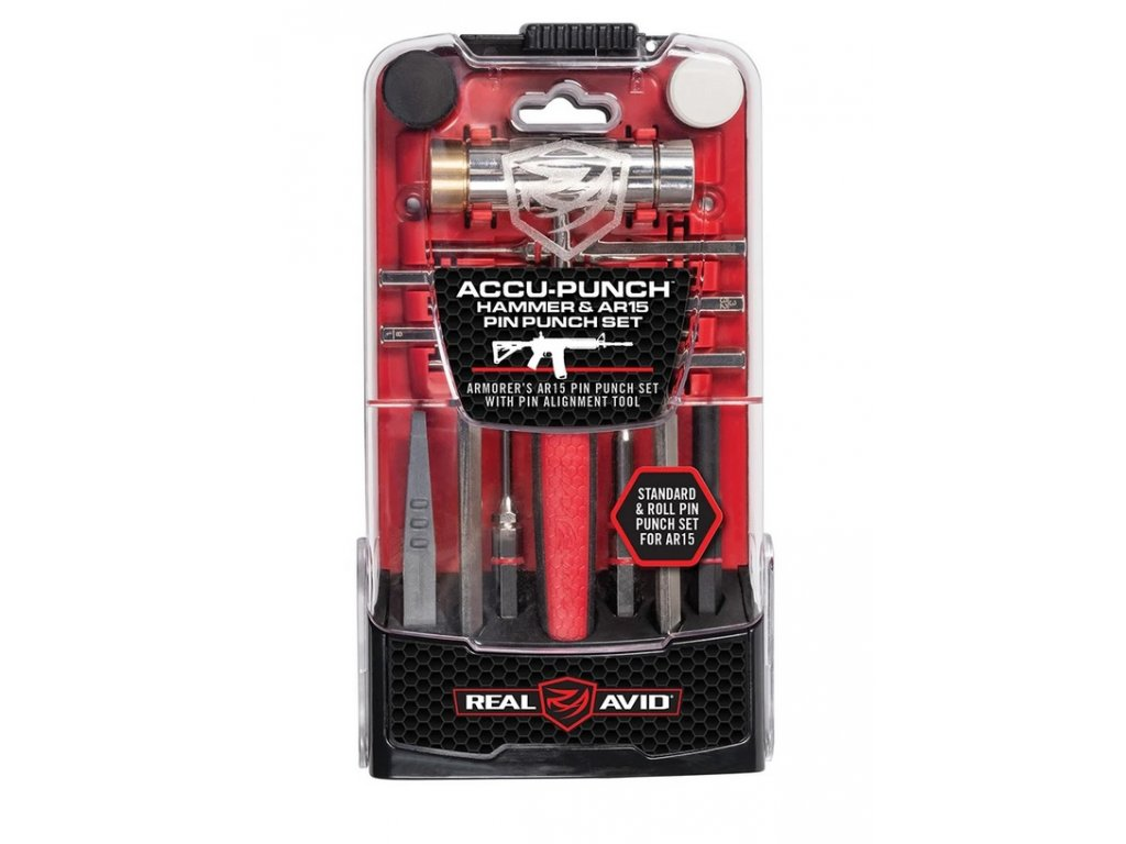 Accu Punch Hammer & AR 15 Pin Punch Set