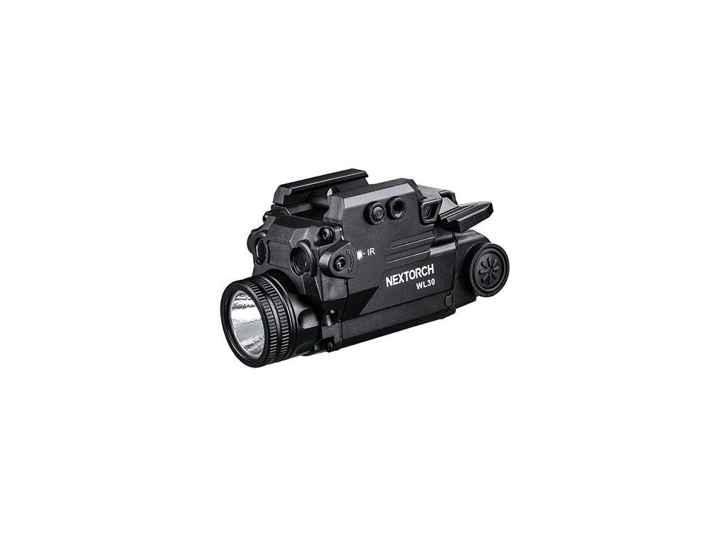pistolová svítilna Nextorch WL30