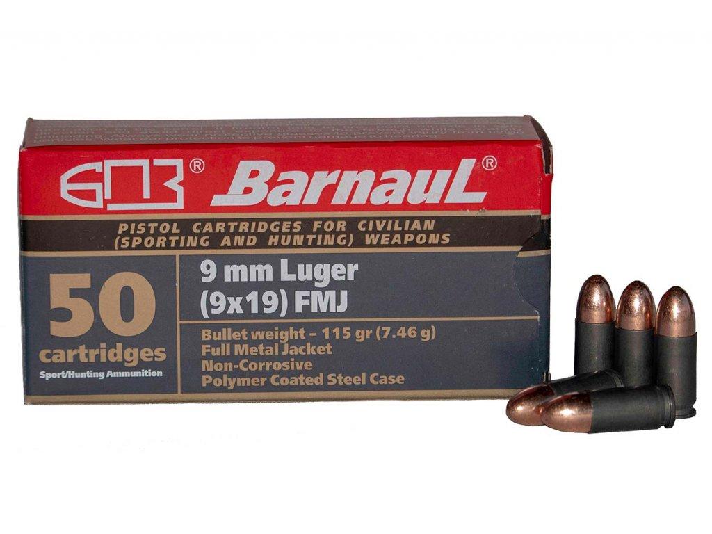 9 mm Luger Barnaul