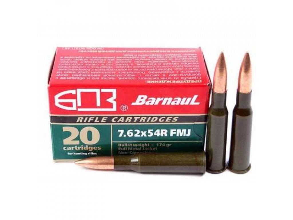 7,62x54R Barnaul FMJ