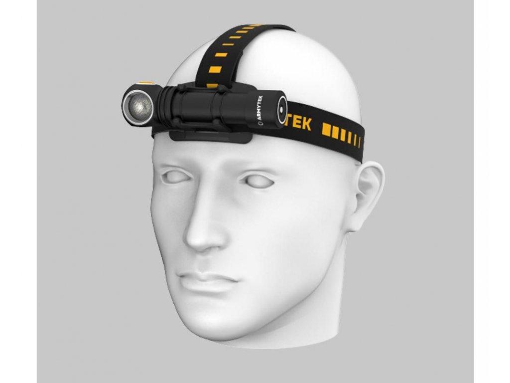 Headband white 4k0x ky