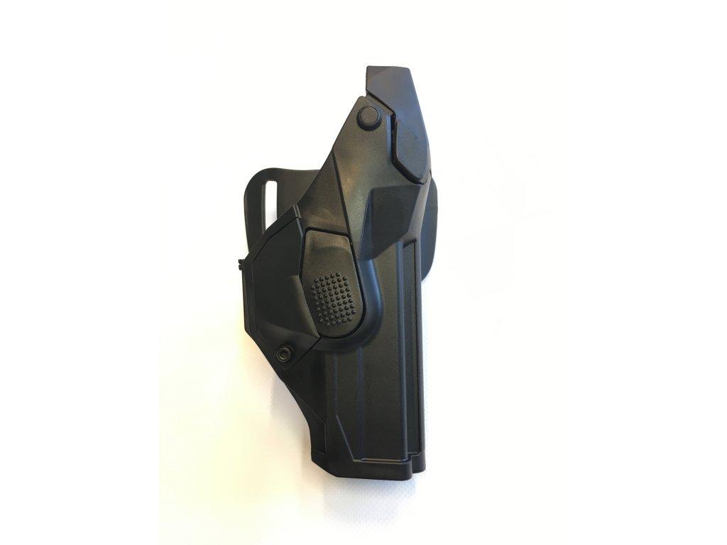 Vnější polymerové pouzdro s pojistkou Vega Holster GLOCK 19/23/25/32/38