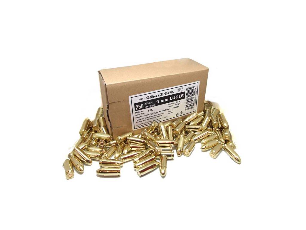 0001460 sb 9mm luger fmj 124 grs 625