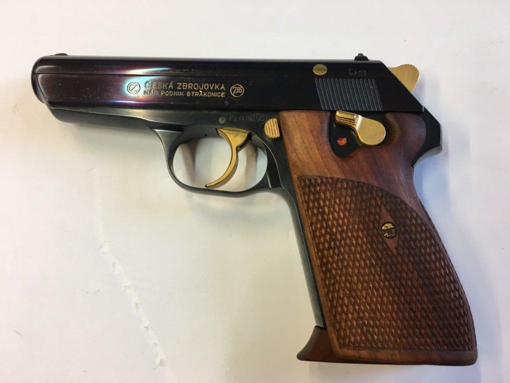 Pistole CZ 50 r 7,65 mm (1)