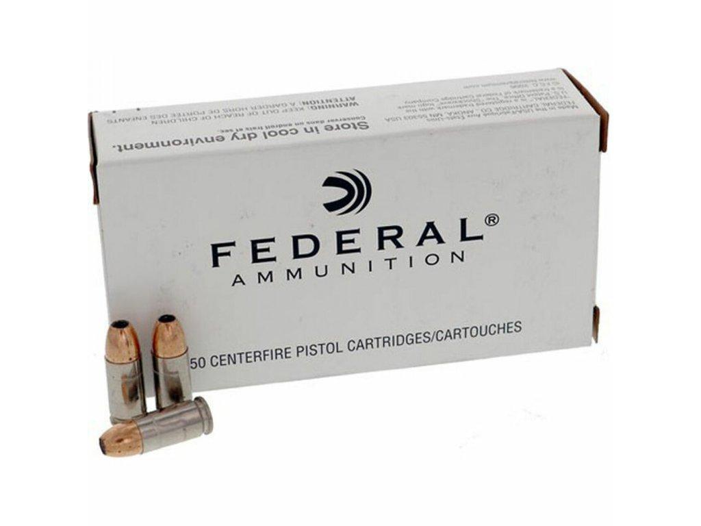 federal le classic 9mm luger p ammunition 50 rounds 11 grain hishok jhp bullet 1300fps