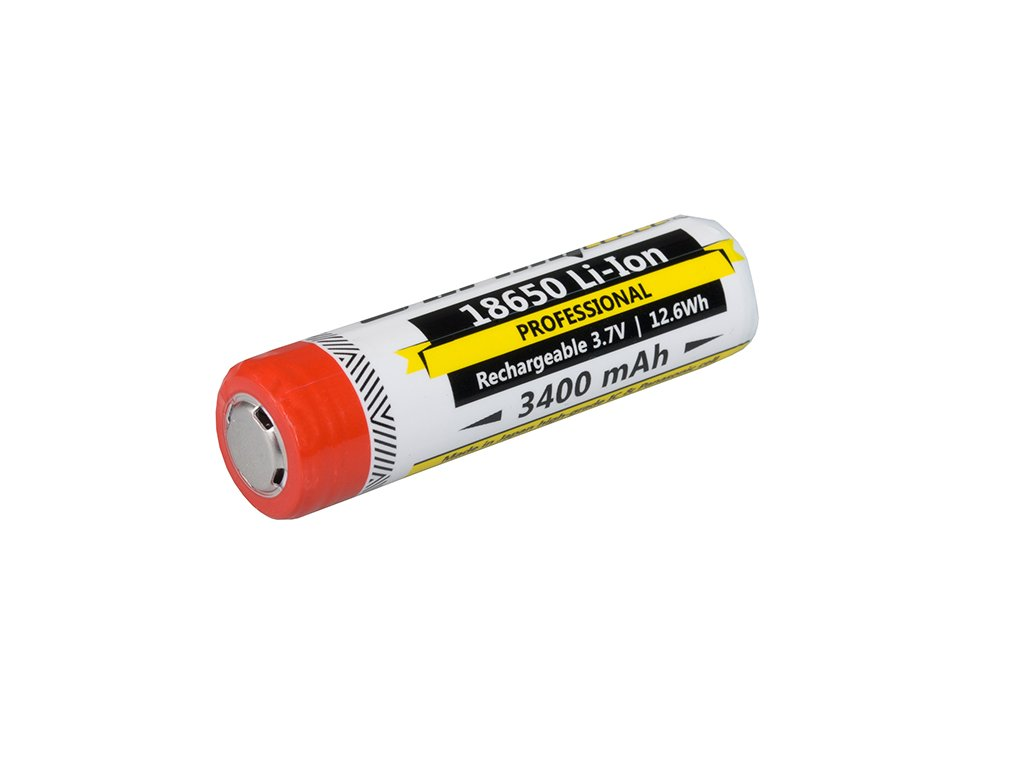 Baterie Armytek 18650 Li-Ion 3400mAh, nabíjecí