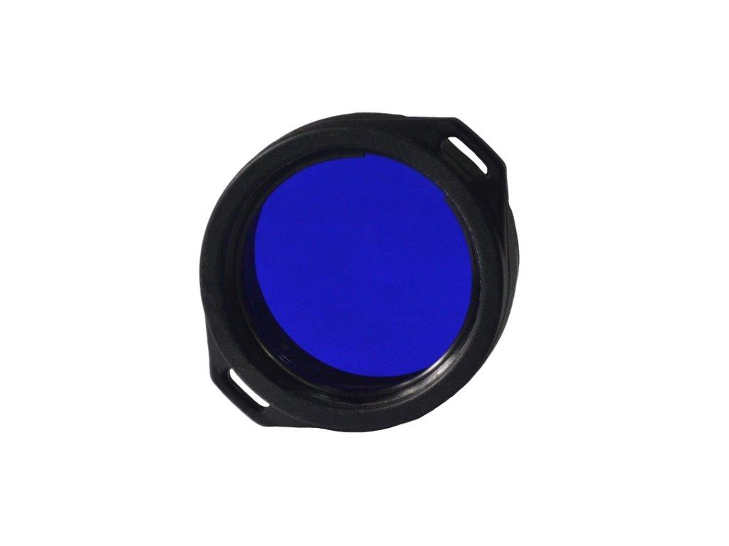 Modrý filtr AF-24 pro svítilny Armytek Partner / Prime