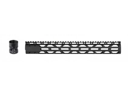 15 slim ar 15 free float forend package e8d