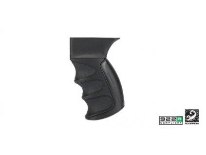 saiga scorpion recoil pistol grip stock color black 209