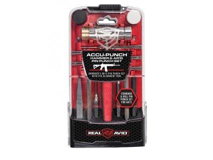 Accu Punch Hammer & AR 15 Pin Punch Set