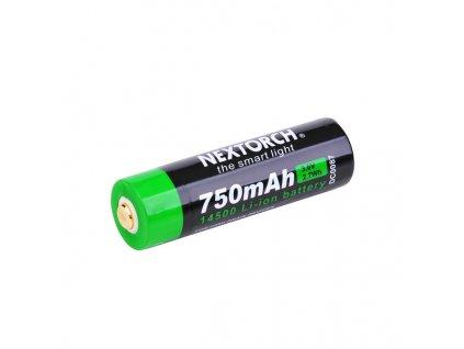Akku 14500 USB Lithium Ion Li Ion 3 6V fuer TA1 1