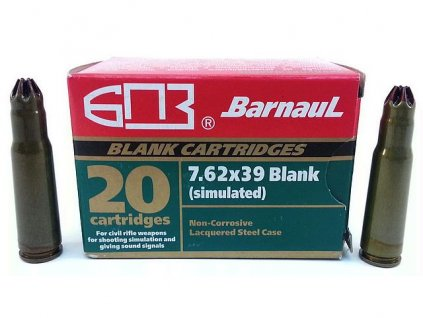 7,62x39 Blank Barnaul