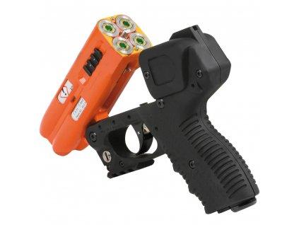Piexon JPX4 Jet Defender laser oranžový