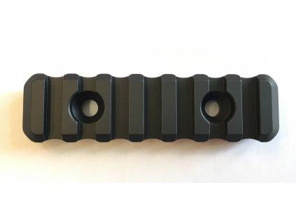 Upínací lišta Antreg M-LOK 7 rail slot