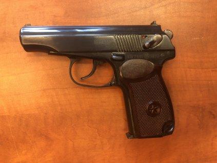 Samonabíjecí pistole PM Makarov 9 mm