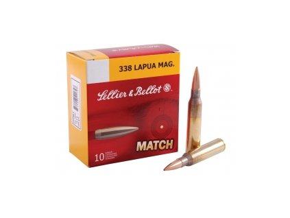 338 lapua magnum sb hpbt target match 9300 194g
