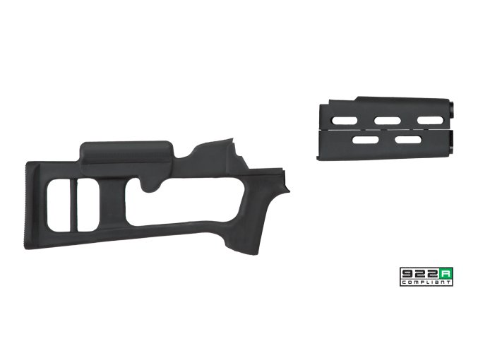 fiberforce ak 47 stock package b4b