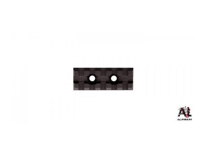 2 picatinny rail d6d