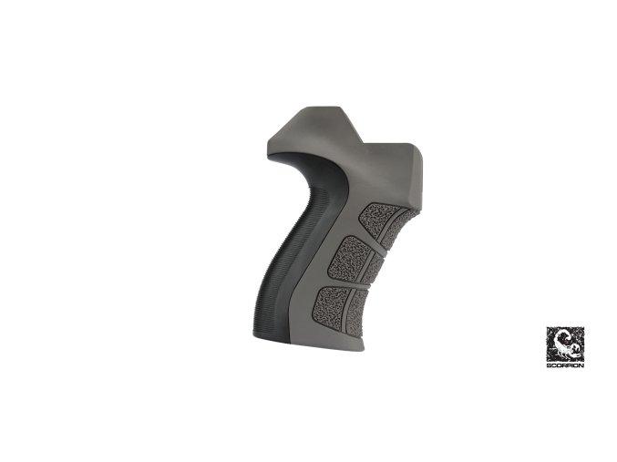 x2 ar 15 grip in black 66c
