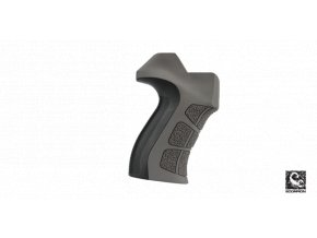 x2 ar 15 grip in black 66c