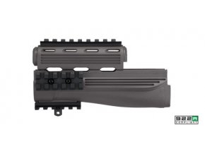strikeforce ak 47 handguard in destroyer gray 05d