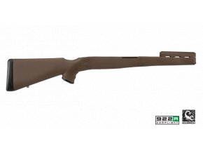 monte carlo sks stock in woodland brown 845