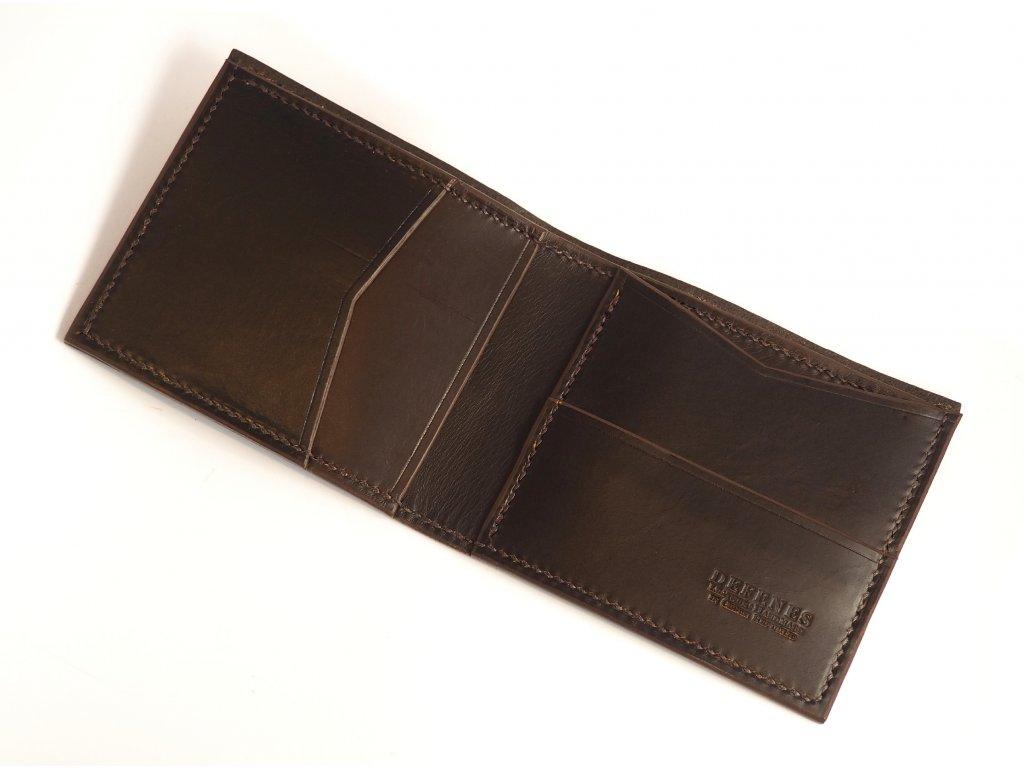 DEFENES Class M Peněženka ručně šitá