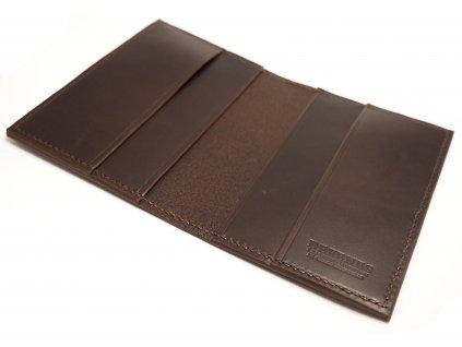 DEFENES Class Pouzdro na pas ruční výroba a šití