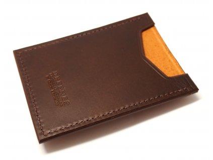 DEFENES Class Minipeněženka ručně šitá
