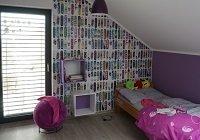 Kuchyně a dětský pokoj vrodinném domě