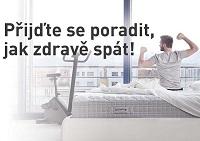 Dny zdravého spánku | Sleva 15 % na značku Magniflex