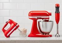 Akční nabídka kuchyňských spotřebičů KitchenAid