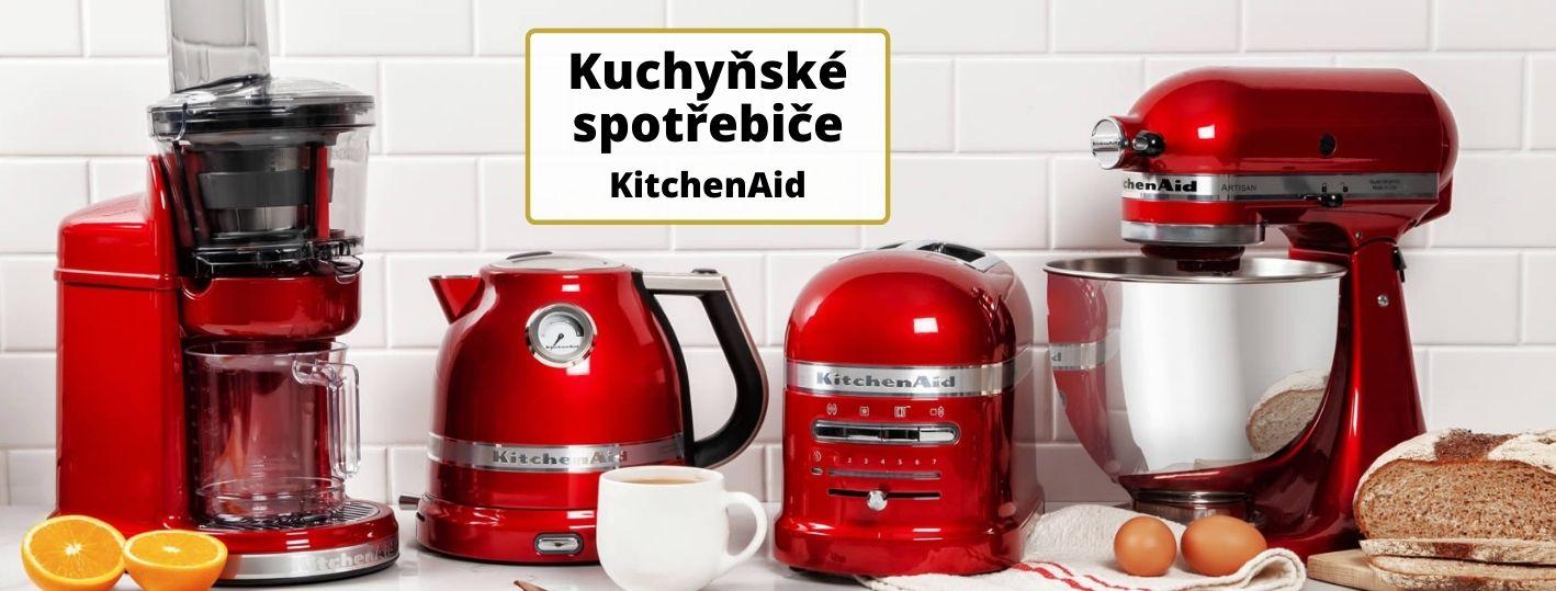 KitchenAid spotřebiče