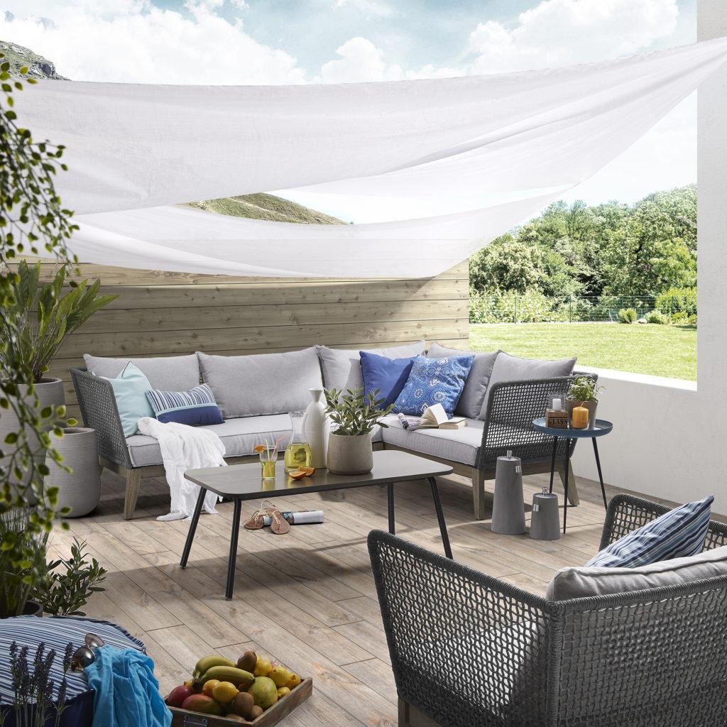 Jižanský design zahradního nábytku