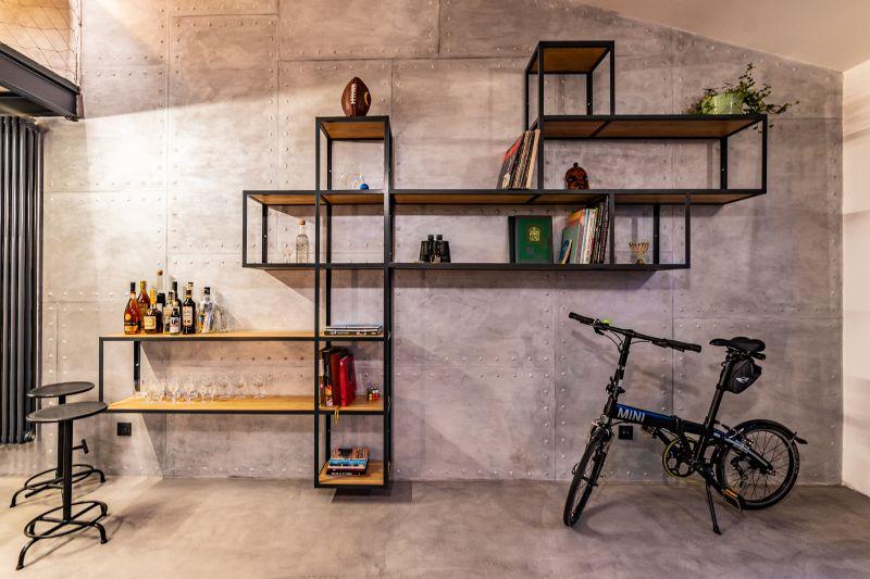 Loftový byt v industriálním stylu - REALIZACE DEHO