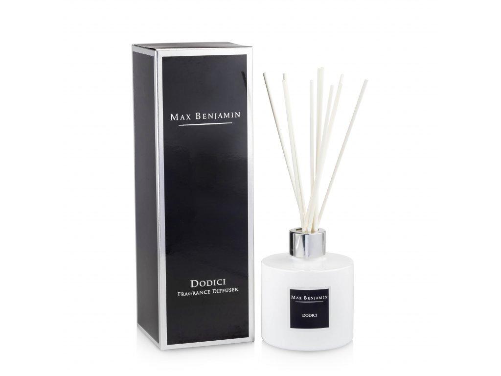 Interiérový parfém Dodici, 150 ml - difuzér