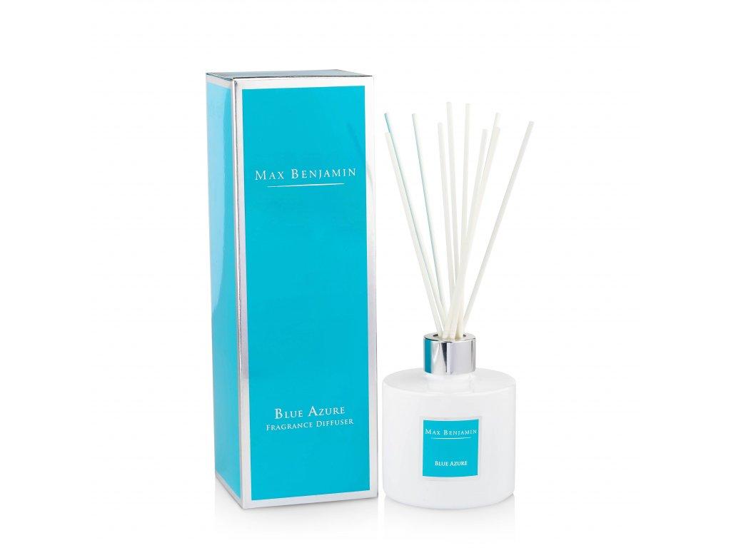 Interiérový parfém Blue Azure, 150 ml - difuzér