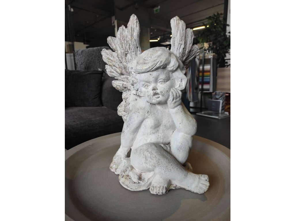 Socha Angel Statue