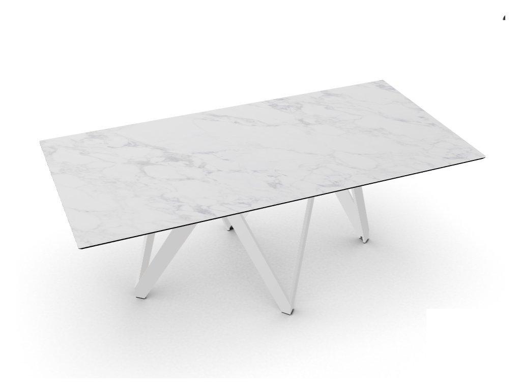 1071 15 cartesio white marble white