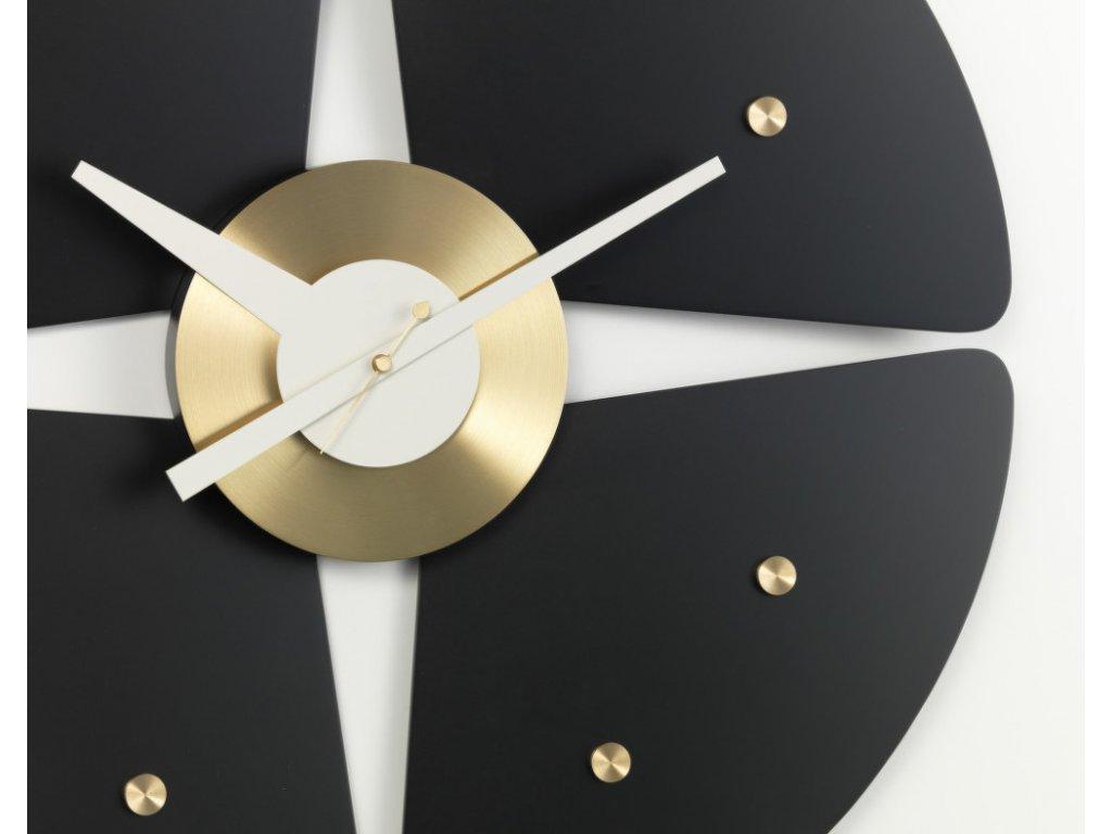 Hodiny Petal Clock